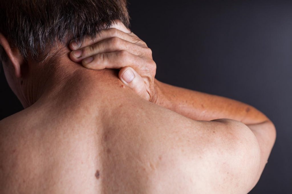 Upper Neck Pain